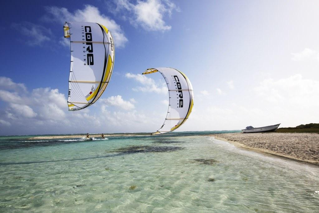 Apprendre le kitesurf Leucate